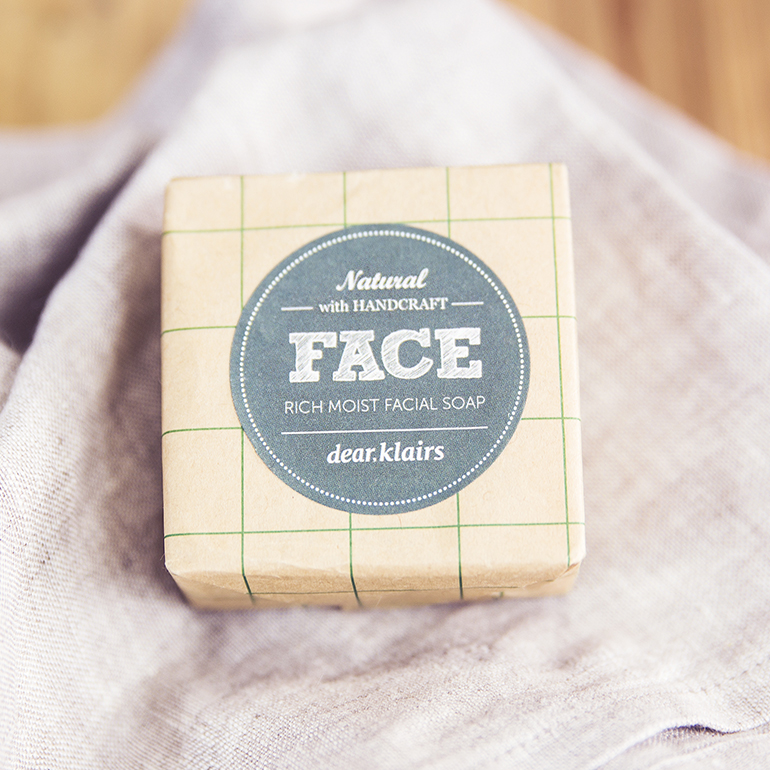 Rich Moist Facial Soap