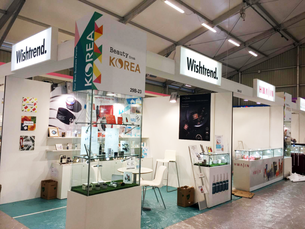 wishtrend booth