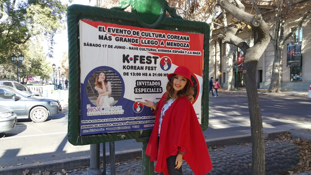 kbeauty festival in Argentina