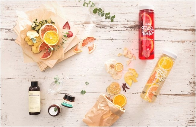 Klairs and Baemin Fresh collaborate in a healthy living campaign