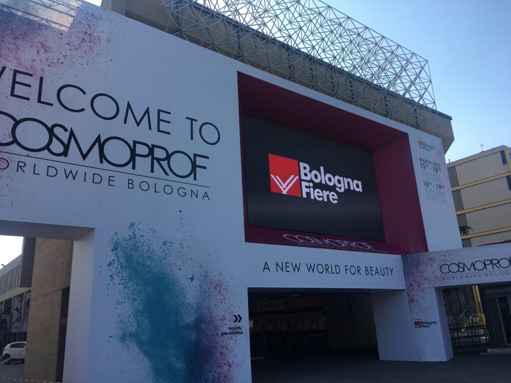 2018 Cosmoprof Worldwide Bologna Cosmetics Event - Dear, Klairs