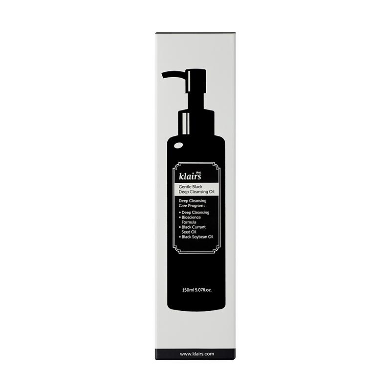 ShiPAPA | Klairs | 溫和黑色深層卸妝油|韓國直送🇰🇷|香港 澳門