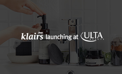 Klairs enters ULTA, the largest beauty distributorin the United States